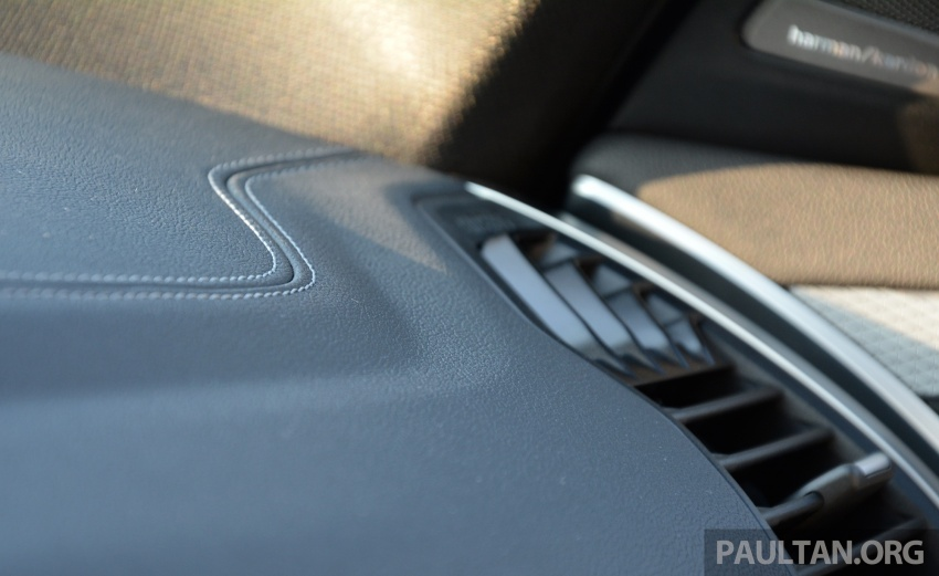 DRIVEN: G01 BMW X3 M40i – same same but better Image #725785