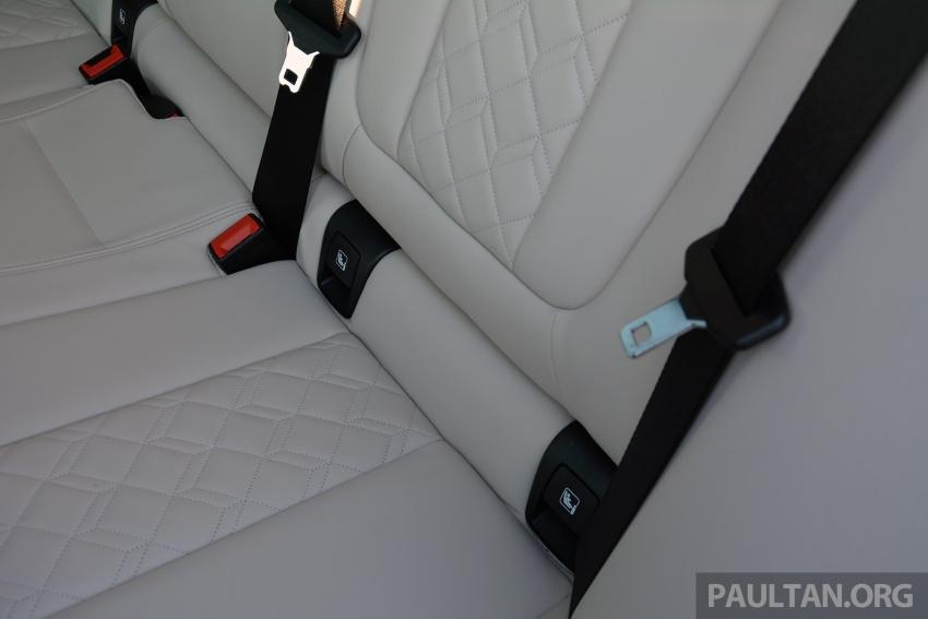 DRIVEN: G01 BMW X3 M40i – same same but better Image #725786