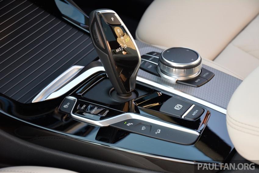 DRIVEN: G01 BMW X3 M40i – same same but better Image #725791