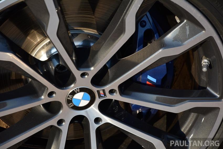 DRIVEN: G01 BMW X3 M40i – same same but better Image #725792