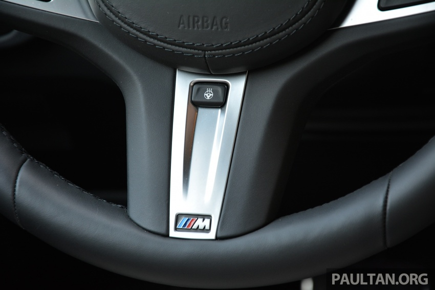 DRIVEN: G01 BMW X3 M40i – same same but better Image #725794
