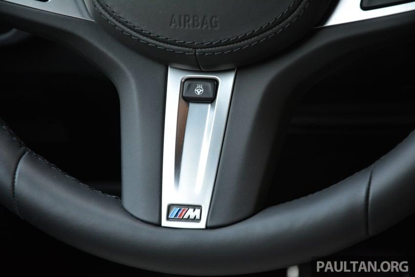 DRIVEN: G01 BMW X3 M40i – same same but better Image #725794