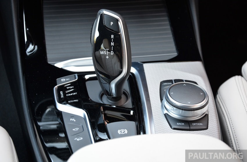 DRIVEN: G01 BMW X3 M40i – same same but better Image #725796