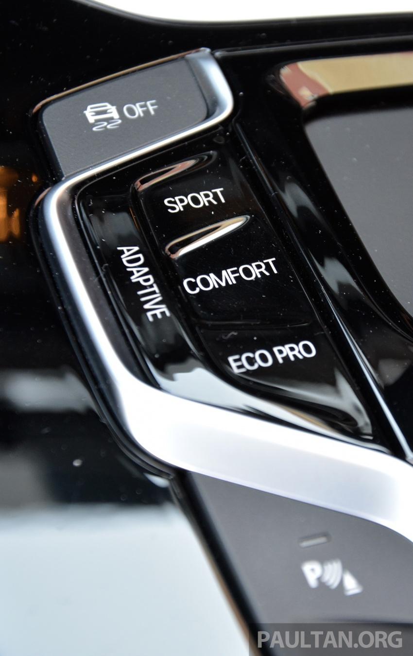 DRIVEN: G01 BMW X3 M40i – same same but better Image #725800