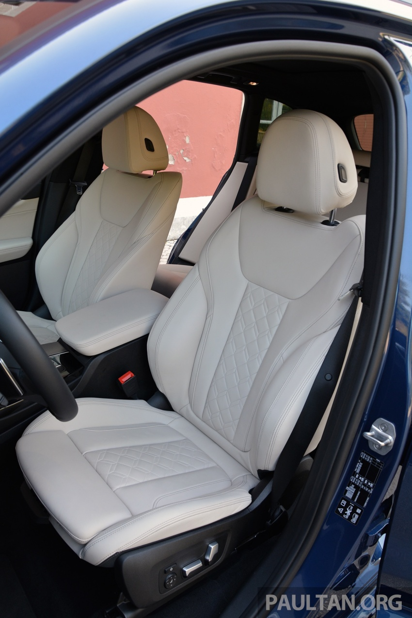 DRIVEN: G01 BMW X3 M40i – same same but better Image #725804