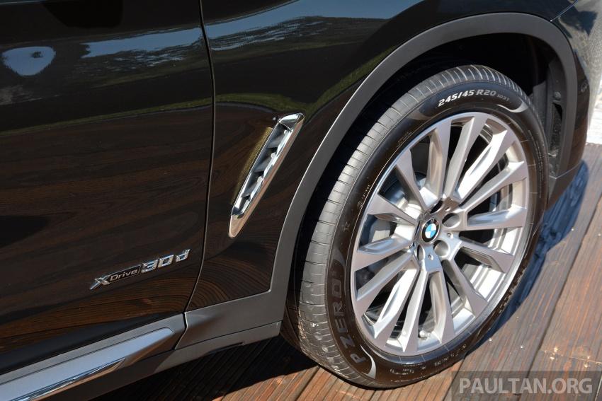 DRIVEN: G01 BMW X3 M40i – same same but better Image #725810