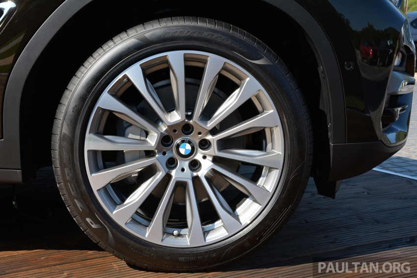 DRIVEN: G01 BMW X3 M40i – same same but better Image #725811