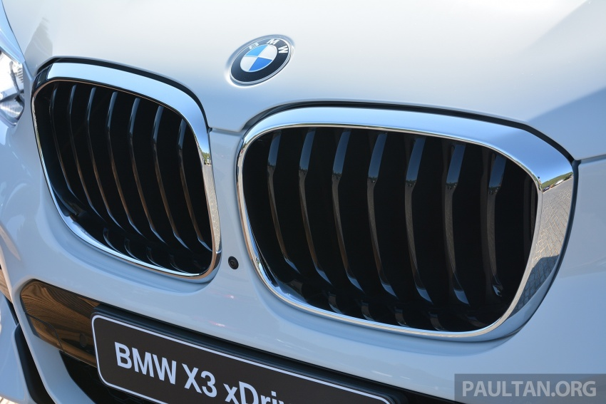 DRIVEN: G01 BMW X3 M40i – same same but better Image #725812