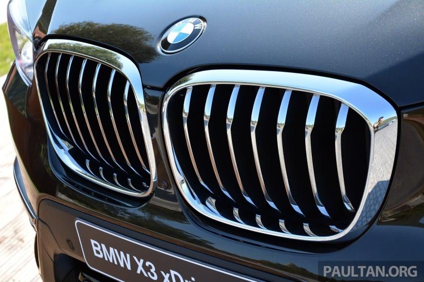 DRIVEN: G01 BMW X3 M40i – same same but better Image #725813