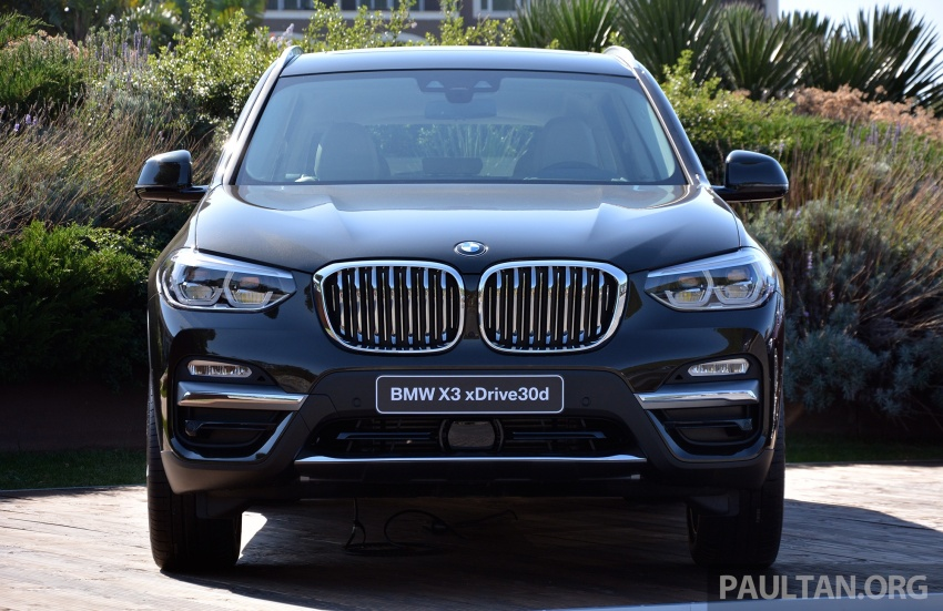 DRIVEN: G01 BMW X3 M40i – same same but better Image #725814