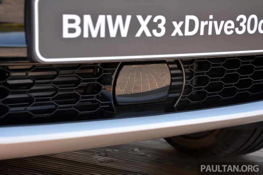 DRIVEN: G01 BMW X3 M40i – same same but better Image #725815