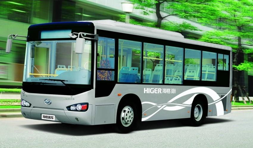 Go Auto akan lancar bas elektrik hujung tahun ini – unit awal akan dibekal kepada kerajaan negeri Melaka Image #720305