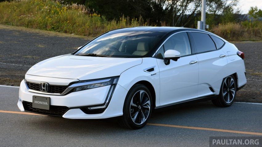 DRIVEN: Honda Clarity Fuel Cell and Plug-In Hybrid in Japan – offering a clearer insight to the future Image #727431