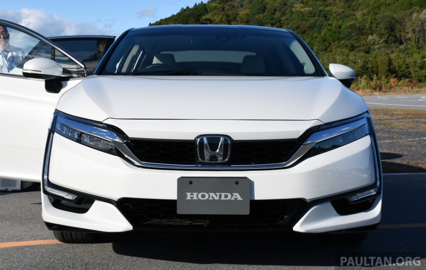 DRIVEN: Honda Clarity Fuel Cell and Plug-In Hybrid in Japan – offering a clearer insight to the future Image #727432