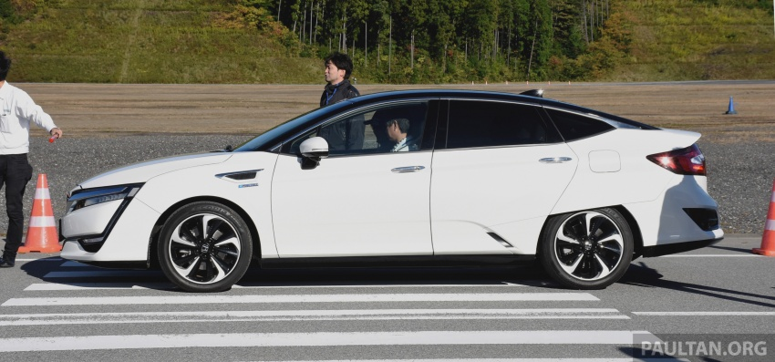 DRIVEN: Honda Clarity Fuel Cell and Plug-In Hybrid in Japan – offering a clearer insight to the future Image #727433