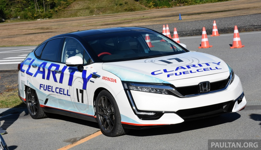 DRIVEN: Honda Clarity Fuel Cell and Plug-In Hybrid in Japan – offering a clearer insight to the future Image #727463