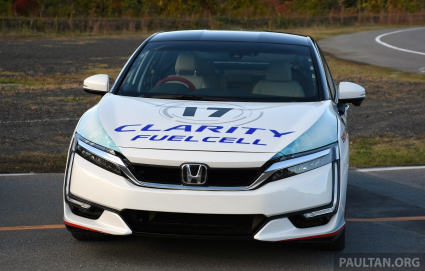 DRIVEN: Honda Clarity Fuel Cell and Plug-In Hybrid in Japan – offering a clearer insight to the future Image #727465