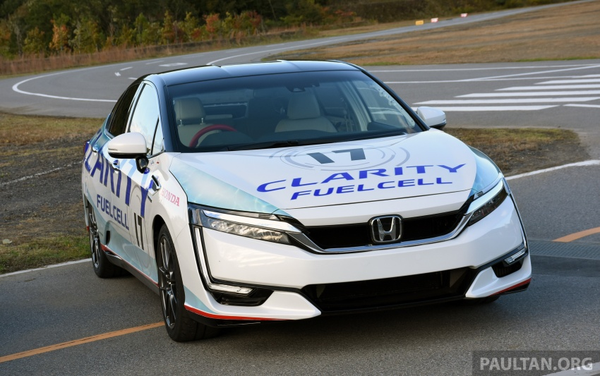DRIVEN: Honda Clarity Fuel Cell and Plug-In Hybrid in Japan – offering a clearer insight to the future Image #727466