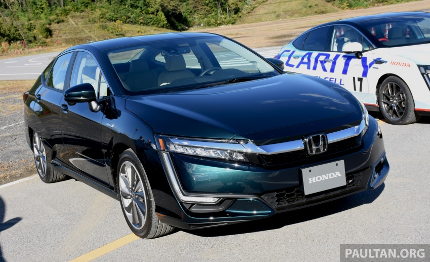 DRIVEN: Honda Clarity Fuel Cell and Plug-In Hybrid in Japan – offering a clearer insight to the future Image #727448