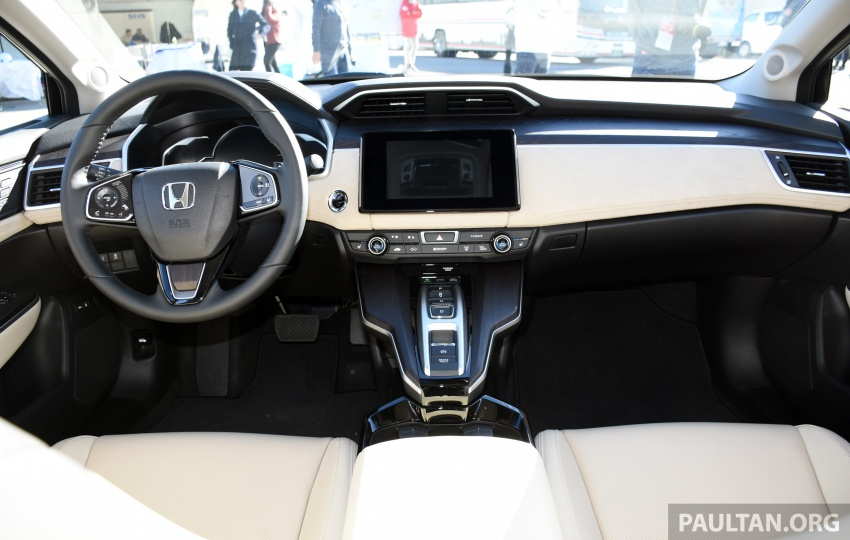 DRIVEN: Honda Clarity Fuel Cell and Plug-In Hybrid in Japan – offering a clearer insight to the future Image #727457
