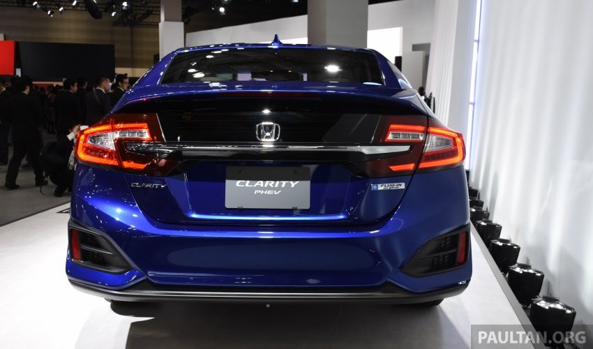DRIVEN: Honda Clarity Fuel Cell and Plug-In Hybrid in Japan – offering a clearer insight to the future Image #728400