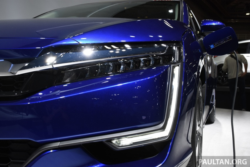 DRIVEN: Honda Clarity Fuel Cell and Plug-In Hybrid in Japan – offering a clearer insight to the future Image #728399