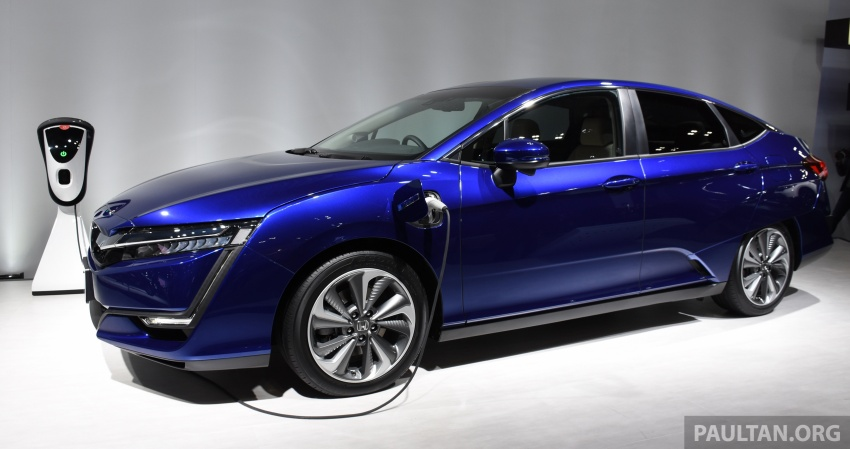 DRIVEN: Honda Clarity Fuel Cell and Plug-In Hybrid in Japan – offering a clearer insight to the future Image #728402