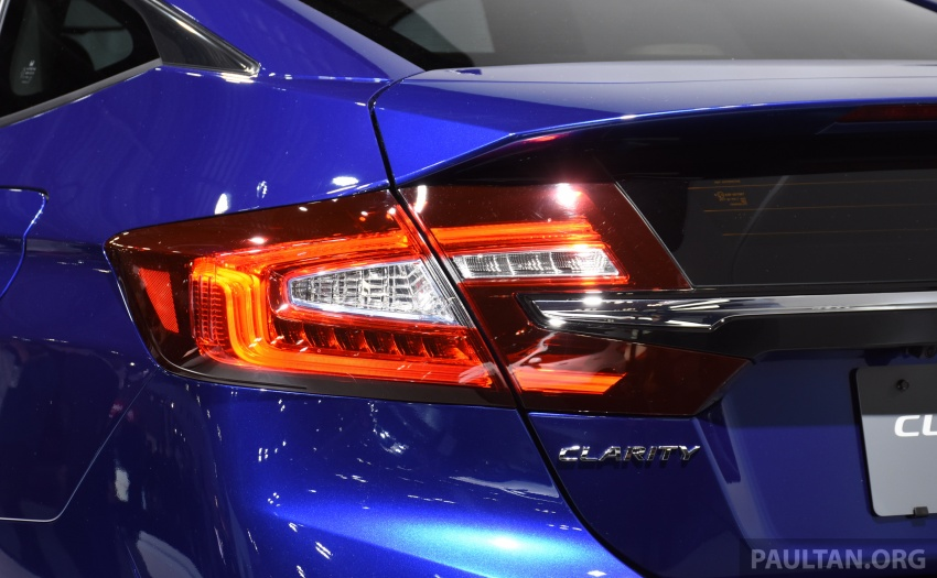 DRIVEN: Honda Clarity Fuel Cell and Plug-In Hybrid in Japan – offering a clearer insight to the future Image #728395