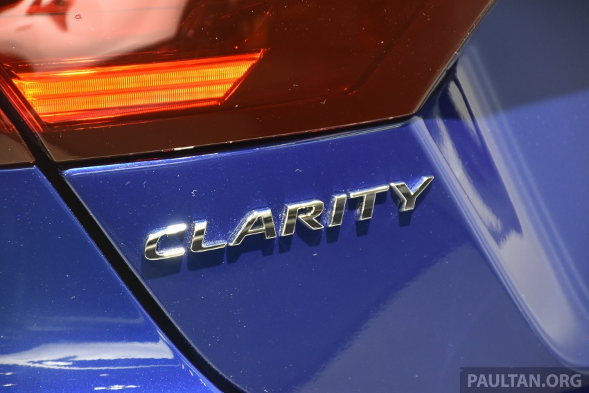 DRIVEN: Honda Clarity Fuel Cell and Plug-In Hybrid in Japan – offering a clearer insight to the future Image #728397