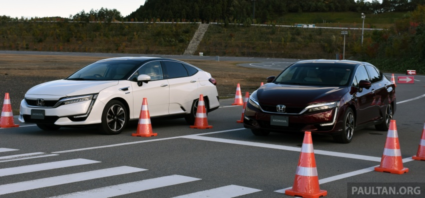 DRIVEN: Honda Clarity Fuel Cell and Plug-In Hybrid in Japan – offering a clearer insight to the future Image #727429