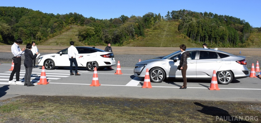 DRIVEN: Honda Clarity Fuel Cell and Plug-In Hybrid in Japan – offering a clearer insight to the future Image #727430