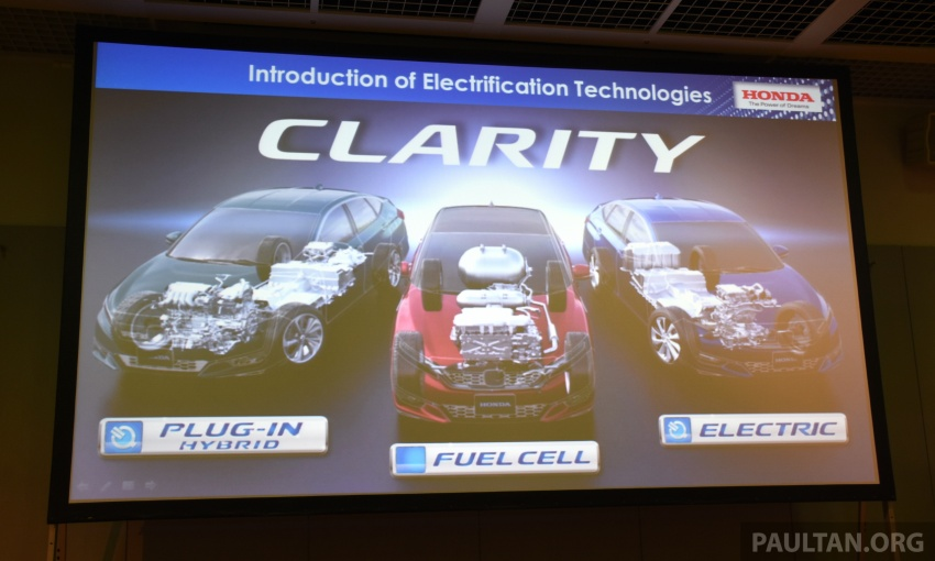 DRIVEN: Honda Clarity Fuel Cell and Plug-In Hybrid in Japan – offering a clearer insight to the future Image #727468