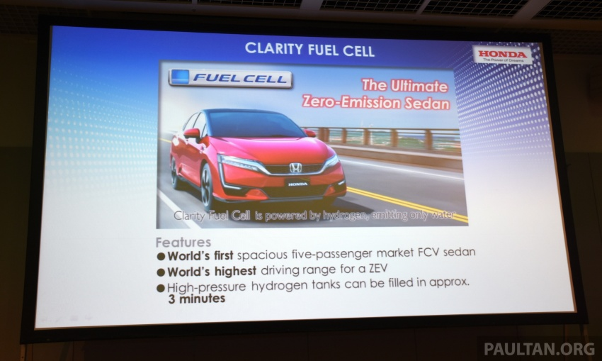 DRIVEN: Honda Clarity Fuel Cell and Plug-In Hybrid in Japan – offering a clearer insight to the future Image #727471