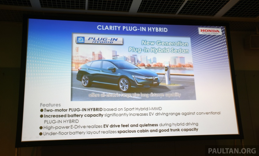 DRIVEN: Honda Clarity Fuel Cell and Plug-In Hybrid in Japan – offering a clearer insight to the future Image #727472