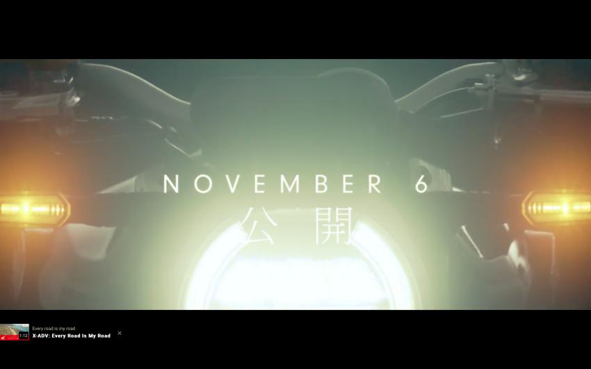 VIDEO: 2018 Honda Neo Sports Cafe – Nov 6 release Image #721509