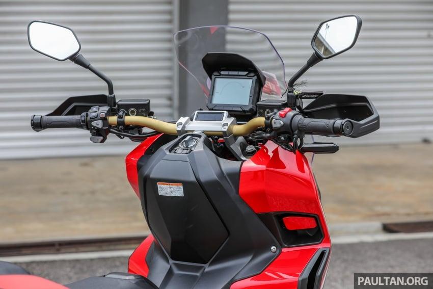 FIRST RIDE: 2017 Honda X-ADV adventure scooter Image #730119