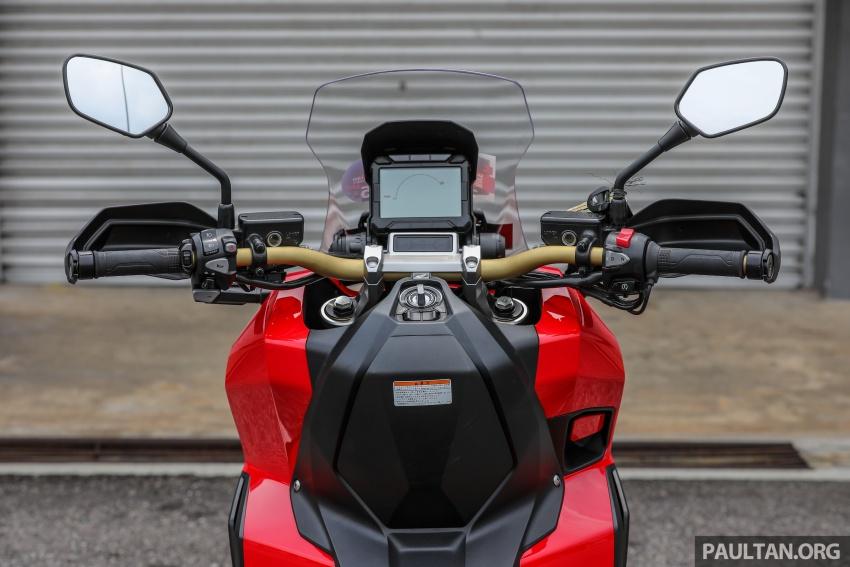 FIRST RIDE: 2017 Honda X-ADV adventure scooter Image #730120