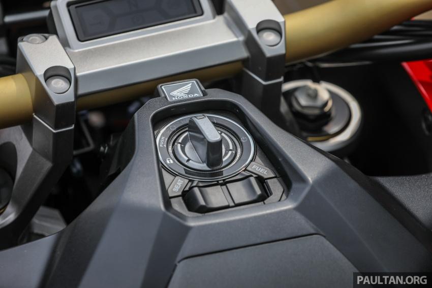 FIRST RIDE: 2017 Honda X-ADV adventure scooter Image #730124