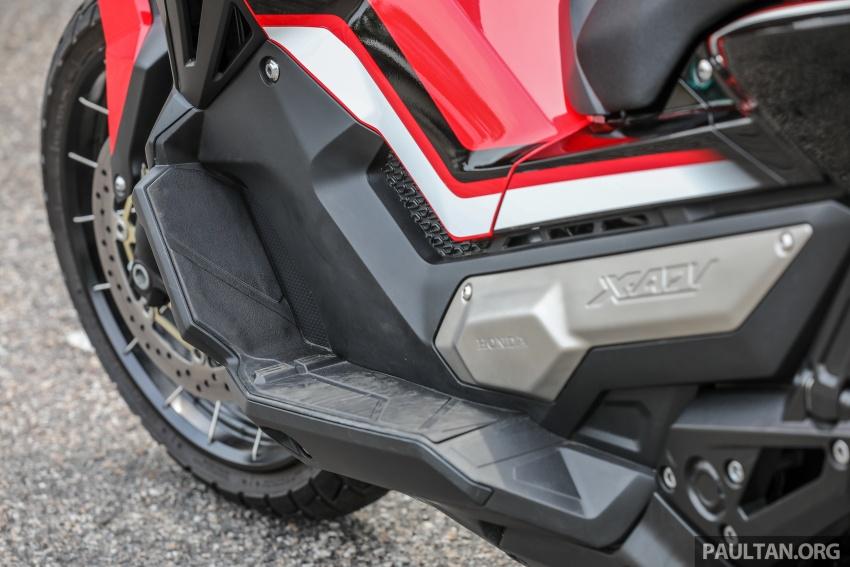 FIRST RIDE: 2017 Honda X-ADV adventure scooter Image #730129