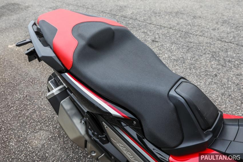 FIRST RIDE: 2017 Honda X-ADV adventure scooter Image #730132