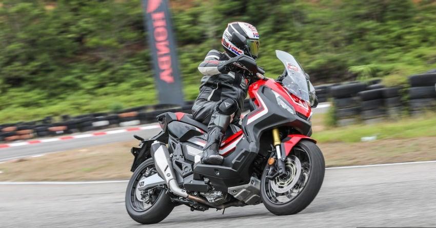 FIRST RIDE: 2017 Honda X-ADV adventure scooter Image #730248