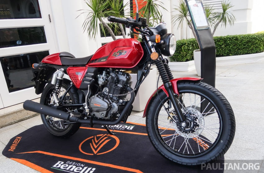2018 Keeway K-Light 202 retro, Cafe Racer 152 and Patagonian Eagle 250 in Malaysia – from RM6,521 Image #725089