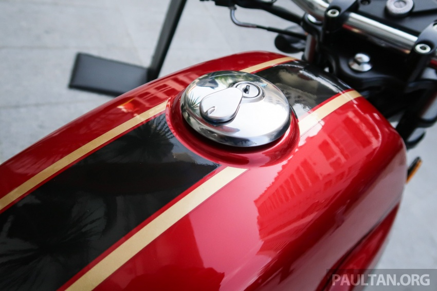 2018 Keeway K-Light 202 retro, Cafe Racer 152 and Patagonian Eagle 250 in Malaysia – from RM6,521 Image #725100