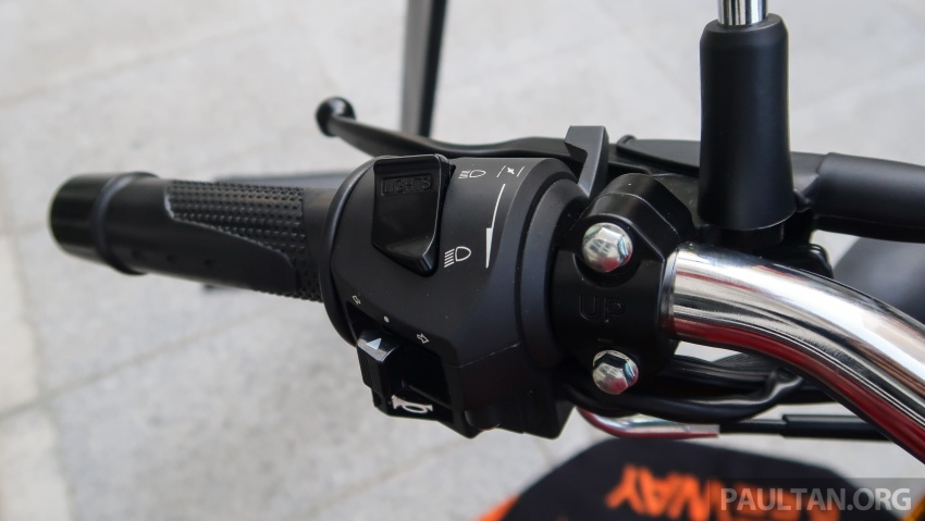 2018 Keeway K-Light 202 retro, Cafe Racer 152 and Patagonian Eagle 250 in Malaysia – from RM6,521 Image #725102