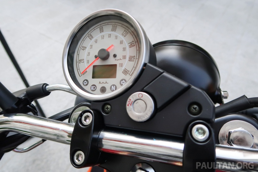 2018 Keeway K-Light 202 retro, Cafe Racer 152 and Patagonian Eagle 250 in Malaysia – from RM6,521 Image #725142
