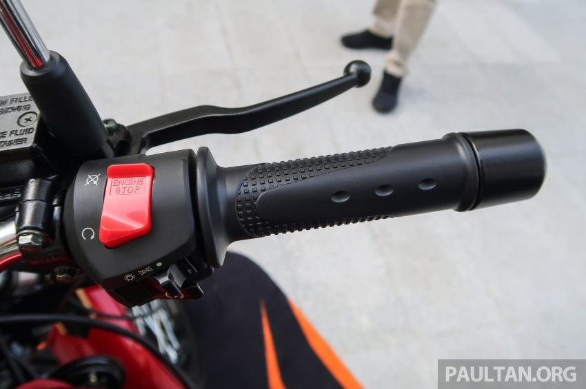 2018 Keeway K-Light 202 retro, Cafe Racer 152 and Patagonian Eagle 250 in Malaysia – from RM6,521 Image #725143