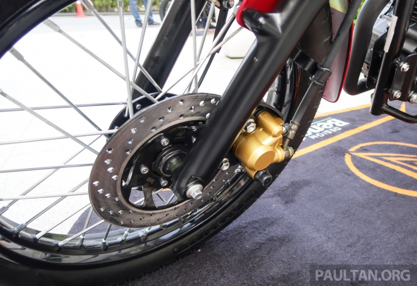 2018 Keeway K-Light 202 retro, Cafe Racer 152 and Patagonian Eagle 250 in Malaysia – from RM6,521 Image #725144