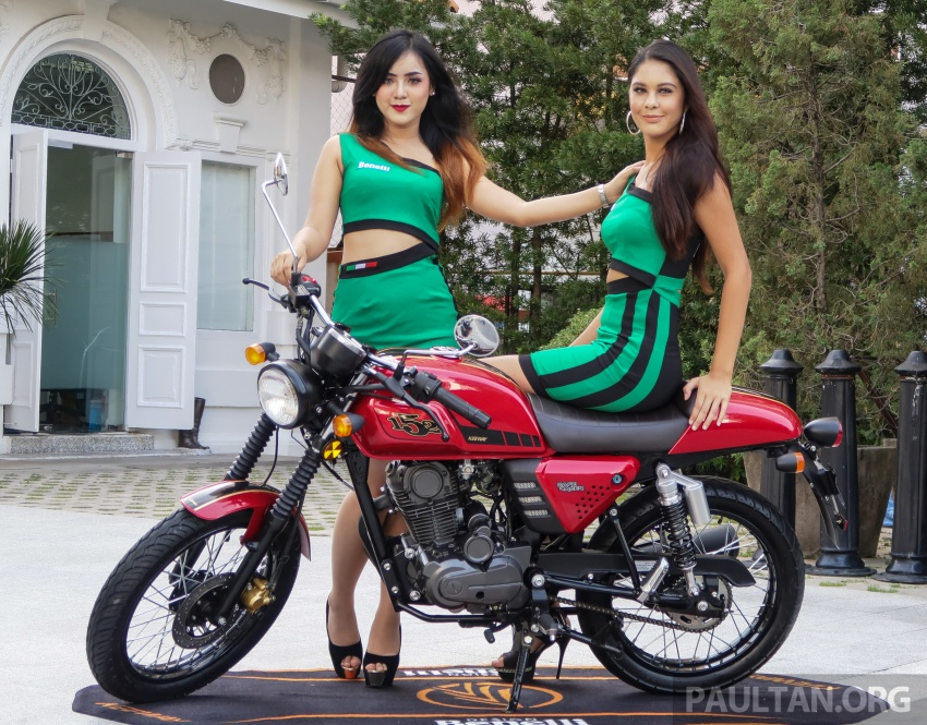 2018 Keeway K-Light 202 retro, Cafe Racer 152 and Patagonian Eagle 250 in Malaysia – from RM6,521 Image #725147