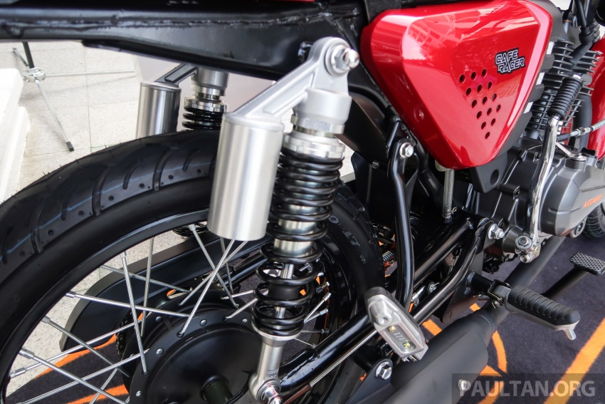 2018 Keeway K-Light 202 retro, Cafe Racer 152 and Patagonian Eagle 250 in Malaysia – from RM6,521 Image #725094