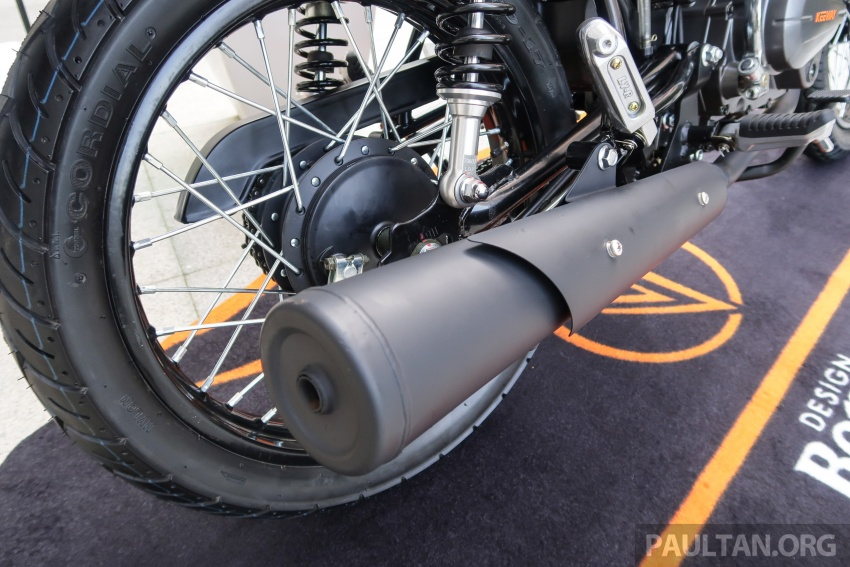 2018 Keeway K-Light 202 retro, Cafe Racer 152 and Patagonian Eagle 250 in Malaysia – from RM6,521 Image #725096